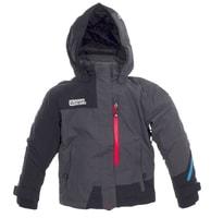 NBWJK4675L GRA - Dětská zimní bunda Dětská zimní bunda