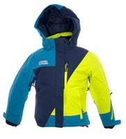 NBWJK4675S ZEM - Dětská zimní bunda Dětská zimní bunda