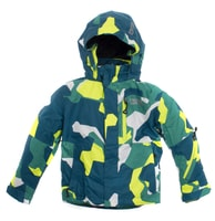 NBWJK4677L MZE - Dětská zimní bunda Dětská zimní bunda