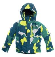 NBWJK4677S MZE - Dětská zimní bunda Dětská zimní bunda