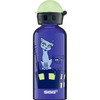 GLOW NIGHT CATS 400 ml - dětská láhev dětská láhev