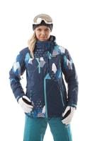 NBWJL4514 ZEM CYCLON - dámská zimní bunda výprodej dámská zimní bunda