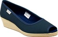 Cortona Wedge CVS indian teal - dámská městská obuv dámská městská obuv