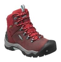 REVEL III racing red/eggshell - dámské outdoorové boty dámské outdoorové boty