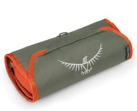 Ultralight Wash Bag Roll poppy orange - toaletní taštička