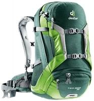 32223-2225 Trans Alpine 30 - cyklistický batoh zelený cyklistický batoh zelený