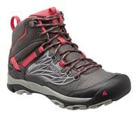 SALTZMAN WP MID W, magnet/rose - dámské boty trekové dámské boty trekové