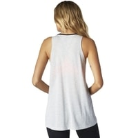 15232 416 CORTEX MUSCLE Light Heather Gray  - tílko dámské