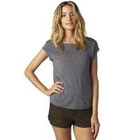 15988-001 TAMED SS Black - tričko dámské tričko dámské