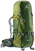 Aircontact 50 + 10 SL pine-moss - turistický batoh turistický batoh