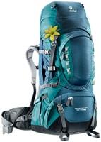 Aircontact PRO 55 + 15 SL arctic-petrol - dámský turistický batoh dámský turistický batoh
