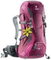 Futura 24 SL blackberry-magenta - dámský turistický batoh dámský turistický batoh
