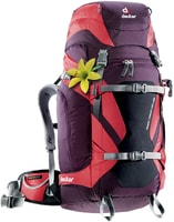 Rise Tour 40+ SL aubergine-fire - dámský lyžařský batoh dámský lyžařský batoh