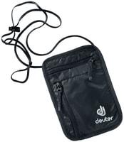 Security Wallet I black - bezpečnostní kapsa bezpečnostní kapsa