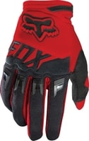14999-003 DIRTPAW RACE red - MX Rukavice
