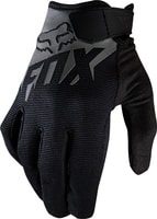 12675-014 YOUTH RANGER Black/Gray - MTB rukavice