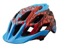 15929-002 FLUX CAUZ Blue - cyklistická helma cyklistická helma