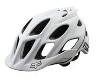 16001-067 FLUX matte white - cyklistická helma cyklistická helma