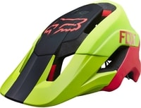 15933-130 METAH GRAPHICS Flo Yellow - cyklistická helma cyklistická helma