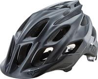 17317-255 FLUX Matte Black - cyklistická helma cyklistická helma