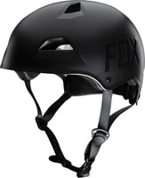 16144-255 FLIGHT HARDSHELL Matte Black - dirt jump helma dirt jump helma
