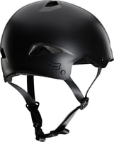 16144-255 FLIGHT HARDSHELL Matte Black - dirt jump helma
