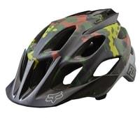 15930-429 FLUX CAMO Fatigue camo - cyklistická helma cyklistická helma
