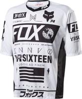 DEMO White - cyklistický dres cyklistický dres