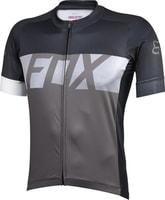 Ascent Ss Jersey Charcoal - cyklistický dres cyklistický dres