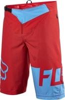 15791-003 FLEXAIR red - cyklistické šortky cyklistické šortky