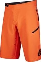 16618-824 DEMO FREERIDE Flo Orange - cyklistické šortky cyklistické šortky