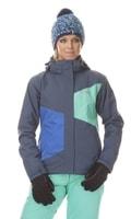 NBWJL5320 ZEM - Dámská zimní bunda výprodej Dámská zimní bunda