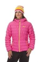 NBWJL5330 RUZ - Dámská zimní bunda výprodej Dámská zimní bunda