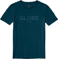 GB01330011 Phase Tee Indigo Blue - tričko
