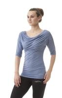 NBSLF5597 MDE - Dámské tričko na jógu Dámské tričko na jógu