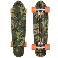 Cruiser Bantam Graphic Camo/Orange - cruiser