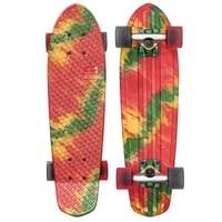 Cruiser Bantam Graphic Rasta Fire - cruiser