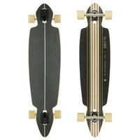 Pinner Drop Through Black/Gold - Pánský longboard