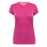 180-216 512 BREEZE FUCHSIA STRIPES -  termo triko