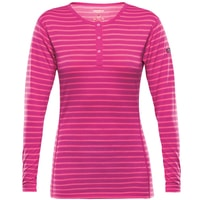 180-248 512 BREEZE FUCHSIA STRIPES -  termo triko