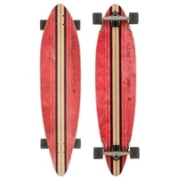 Pinner Red/Black - longboard