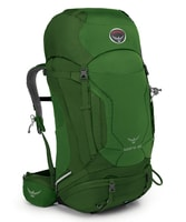 Kestrel 68 jungle green - turistický batoh