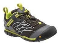 Chandler CNX K raven/chartreuse - juniorská sportovní obuv juniorská sportovní obuv