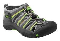 NEWPORT H2 JR racer gray - juniorské sandály juniorské sandály