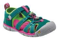 SEACAMP II CNX JR everglade/green - juniorské sandály juniorské sandály