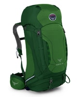 Kestrel 48 jungle green - turistický batoh