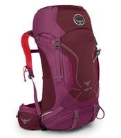 Kyte 36, purple calla - dámský turistický batoh dámský turistický batoh