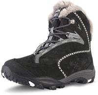 NBHC42 GRA SNOWFLAKE - dámská zimní obuv - akce dámská zimní obuv