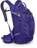 Raven 14 royal purple - cyklistický batoh cyklistický batoh