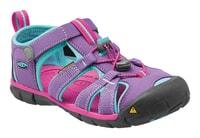 Seacamp II CNX INF purple /berry - dětské sandály dětské sandály